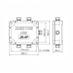 Суммирующая коробка CAS JB-4P