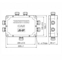 CAS JB-6P