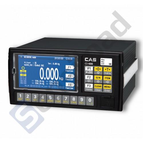 Весовой терминал CAS CI-600D