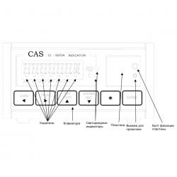 CAS CI-6000A
