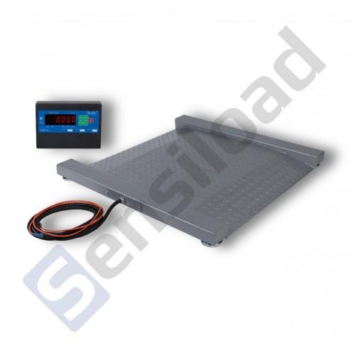 Весы платформенные низкопрофильные Скейл 1СКТ-1010