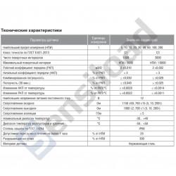 Тензодатчик колонного типа Тензо-М МВ150