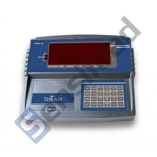 Цифровой весовой индикатор Титан ЗЦ
