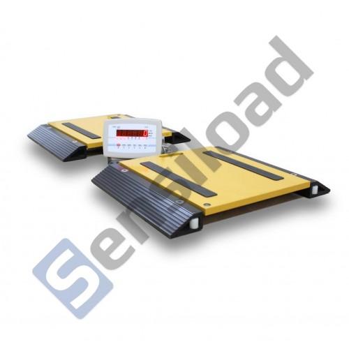 Автомобильные весы ВП-А-20, 500х900, WI-FI