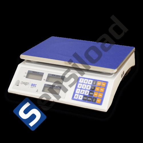 Весы торговые ВП-6