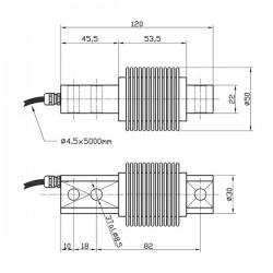 Sensocar FX-1 50KG